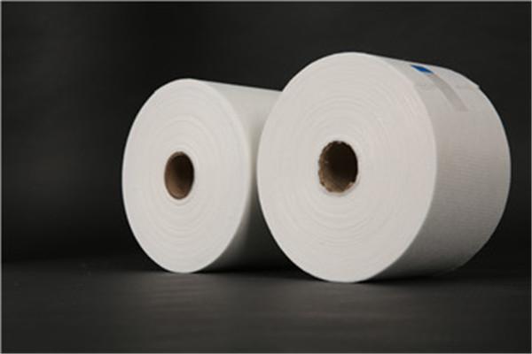 白色环保丽新布